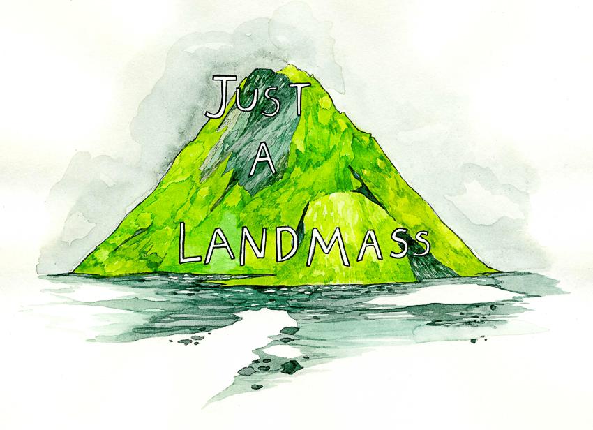 Landmass, Alanna Lorenzon, 2013