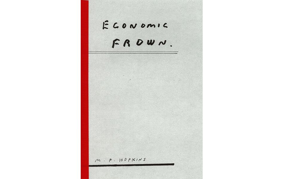 Matthew Hopkins, Economic Frown, 2014