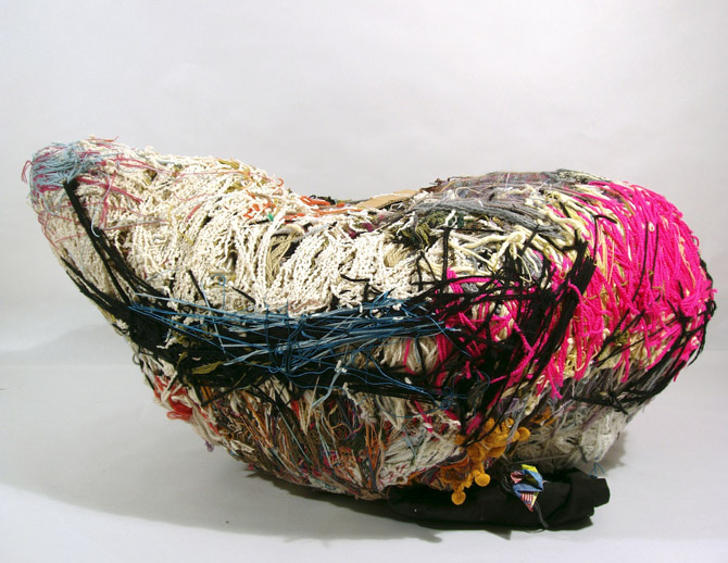 1. Judith Scott Untitled Fibre and mixed media date and size unknown
