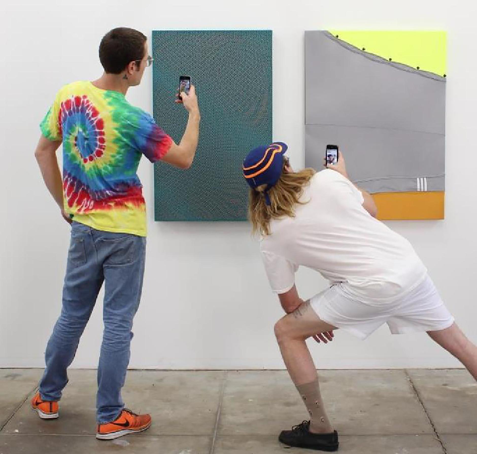 Jonathan Zawada and Ben Barretto, 100% Potential, 2014, Los Angeles