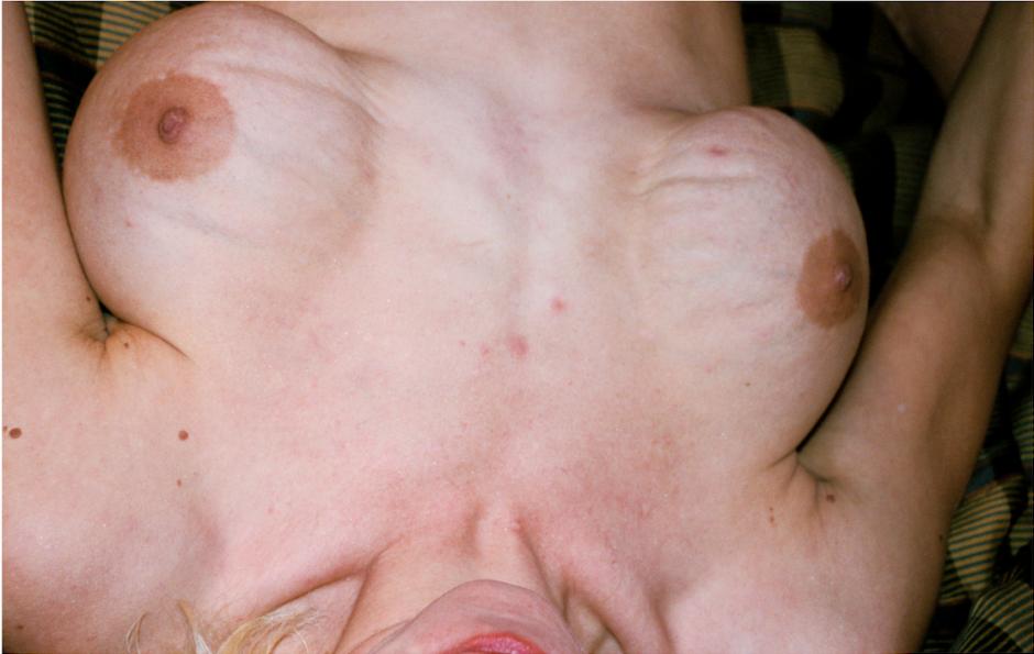 Samuel Hodge, Untitled (Porn Set), 2003